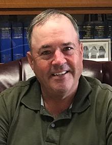 Eastern Commissioner Allen Dale