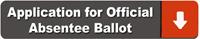 Absentee Ballot Application Button